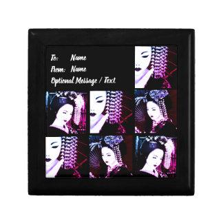 Geisha Personalized Gift Box
