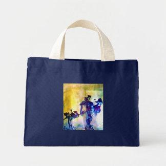"""Geisha Promenade"" collection original photography Mini Tote Bag"
