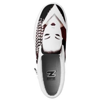 Geisha Slip-On Shoes