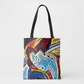 Geisha Tote Bag