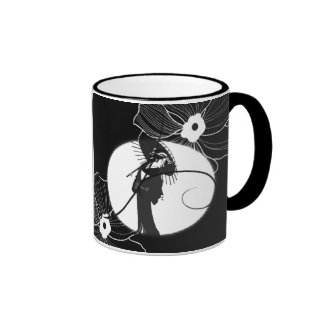 GeishaLight Coffee Mugs