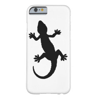 gekko silhouette barely there iPhone 6 case