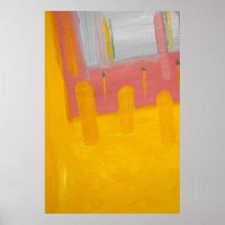 Gel Fine Art Poster Print