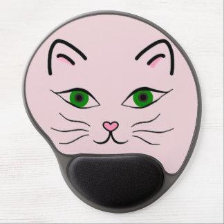 Gel Mousepad - Kitty Face