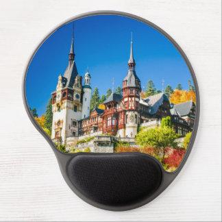 Gel Mousepad Peles  Castle Sinaia
