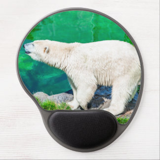 Gel Mousepad polar bear
