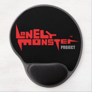 Gel Mousepad Red Logo