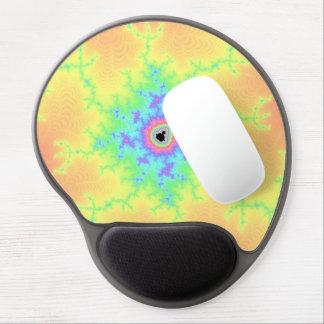 Gel Mousepad w/ Mandelbrot Fractal Gel Mouse Pad