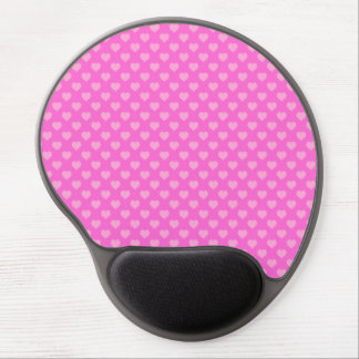 Gel Mousepad with Hearts