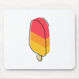 Gelato Ice Cream Mouse Pad