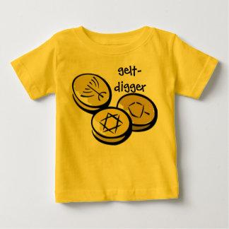 gelt, gelt-digger baby T-Shirt