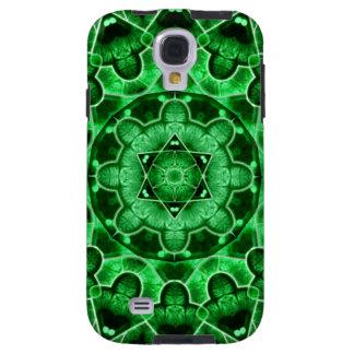 Gem Star Mandala Galaxy S4 Case