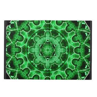 Gem Star Mandala iPad Air Cover