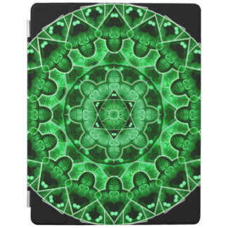 Gem Star Mandala iPad Cover