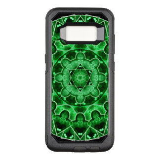 Gem Star Mandala OtterBox Commuter Samsung Galaxy S8 Case