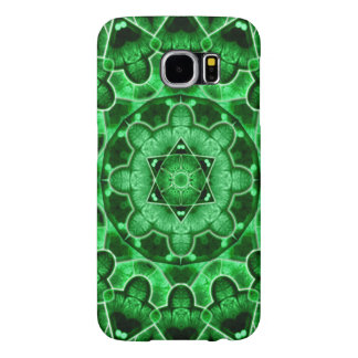 Gem Star Mandala Samsung Galaxy S6 Cases