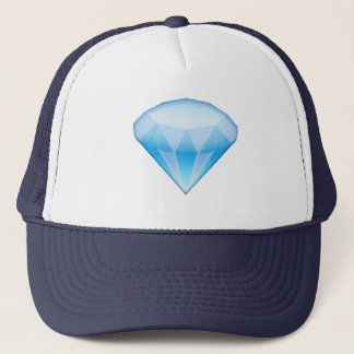 Gem Stone - Emoji Trucker Hat