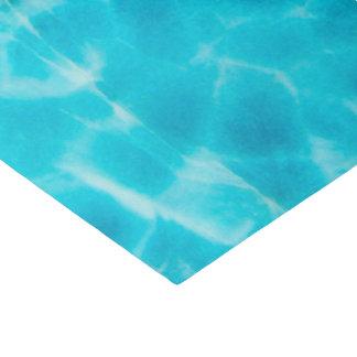 Gem Stone Pattern, Blue Larimar / Atlantis Stone Tissue Paper