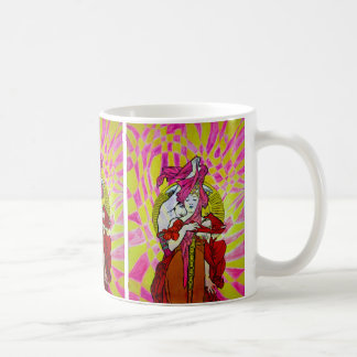 Gemini by Michael Moffa Basic White Mug