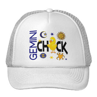 Gemini Chick 1 Hats