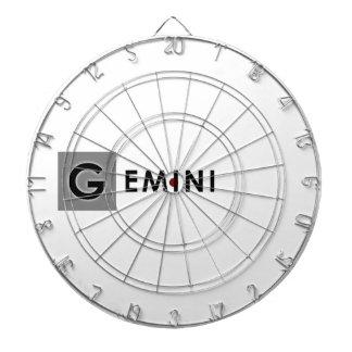 GEMINI COLOR DARTBOARD