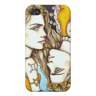 Gemini Cover For iPhone 4