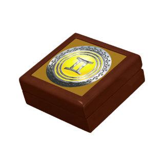 Gemini Small Square Gift Box