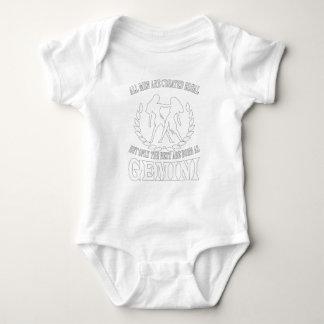 Gemini Horoscope Great Gift For Zodiac Signs Fans Baby Bodysuit