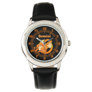 Gemini illustration watch