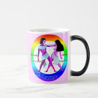 GEMINI: May - June Morphing Mug