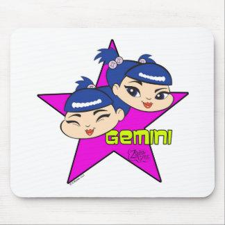 Gemini Mousepad