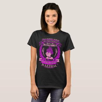 Gemini Prettiness Dangerous Intelligence Lethal T-Shirt