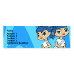 Gemini Profile Card Business Card Templates