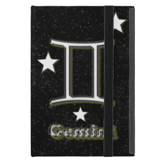 Gemini symbol case for iPad mini