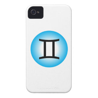 GEMINI SYMBOL iPhone 4 COVERS