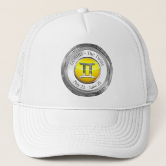 Gemini - The Twins Astrological Sign Cap