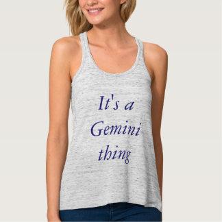 Gemini Thing Singlet