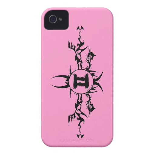 Gemini Tribal Blackberry Case