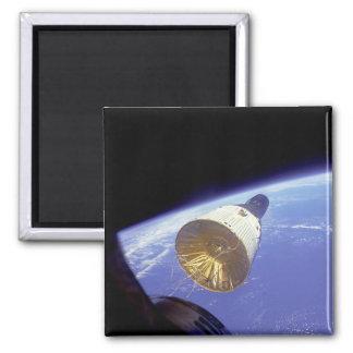 Gemini VI Square Magnet