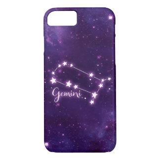Gemini Zodiac Constellation Phone Case