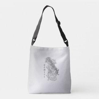 Gemini Zodiac Crossbody Bag