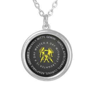Gemini Zodiac Description Cool Necklace Surprise