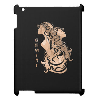 Gemini Zodiac Design Case For The iPad 2 3 4