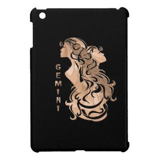 Gemini Zodiac Design iPad Mini Case