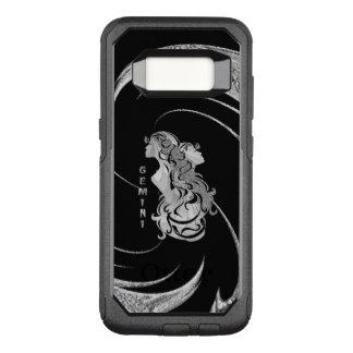 Gemini Zodiac OtterBox Commuter Samsung Galaxy S8 Case