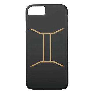 Gemini Zodiac Sign Basic iPhone 7 Case