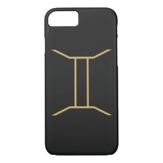 Gemini Zodiac Sign Basic iPhone 8/7 Case