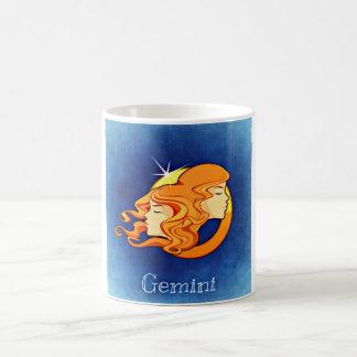 Gemini Zodiac sign Basic White Mug