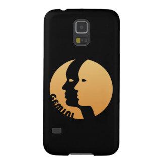 Gemini Zodiac Sign Galaxy S5 Covers