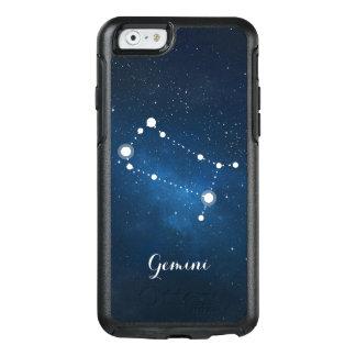Gemini Zodiac Sign Constellation OtterBox iPhone 6/6s Case